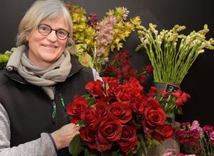 Valentinstag Werne Blumen Wenner Stockum foto Hillebrand